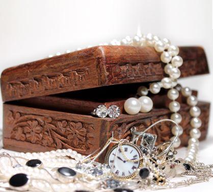 Perlen im alten Glanz