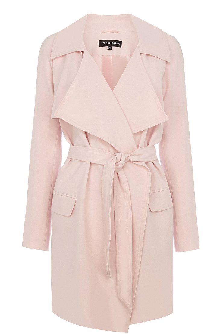 Trenchcoat-pink